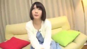 10代ロリカワ女子大生(JD)をナンパして中出しSEX!